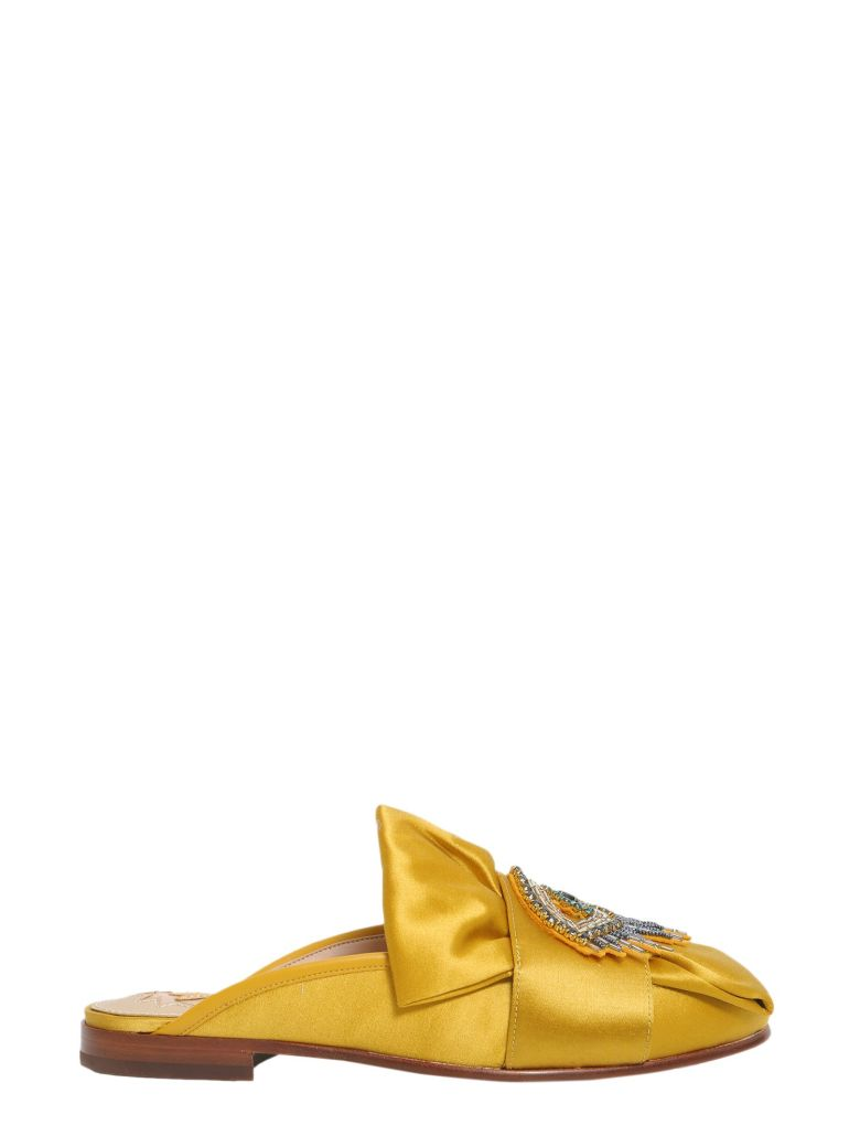 Sam Edelman Peters Loafers - Yellow