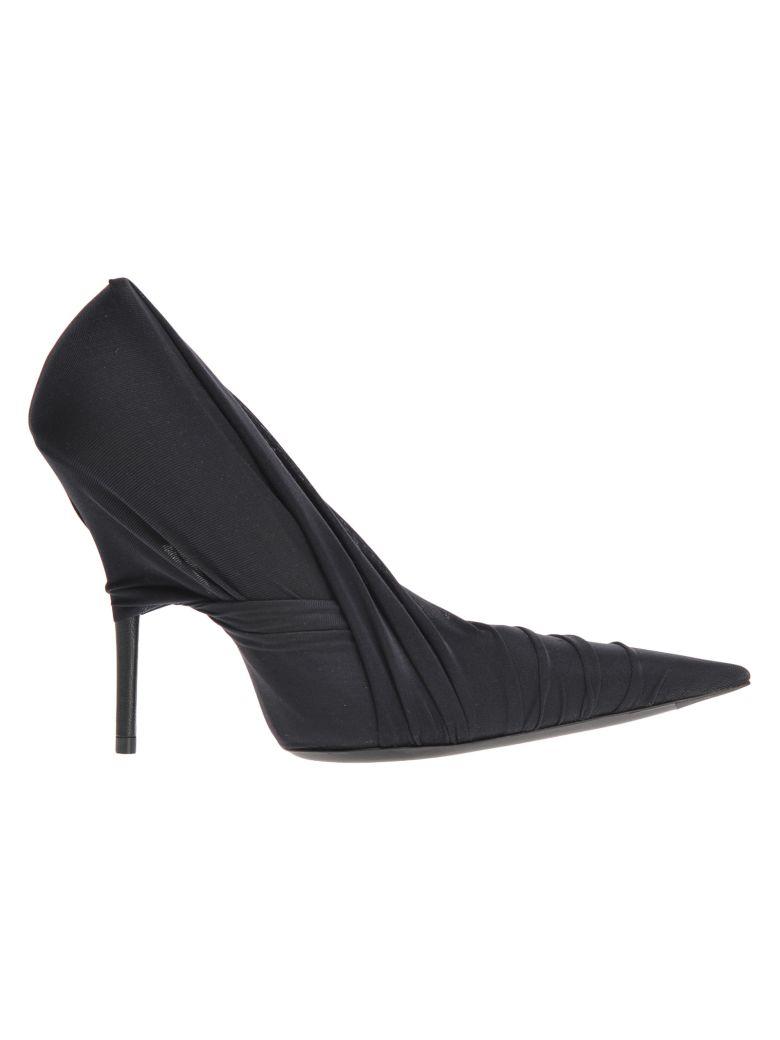 Balenciaga Decolte Collant - Black