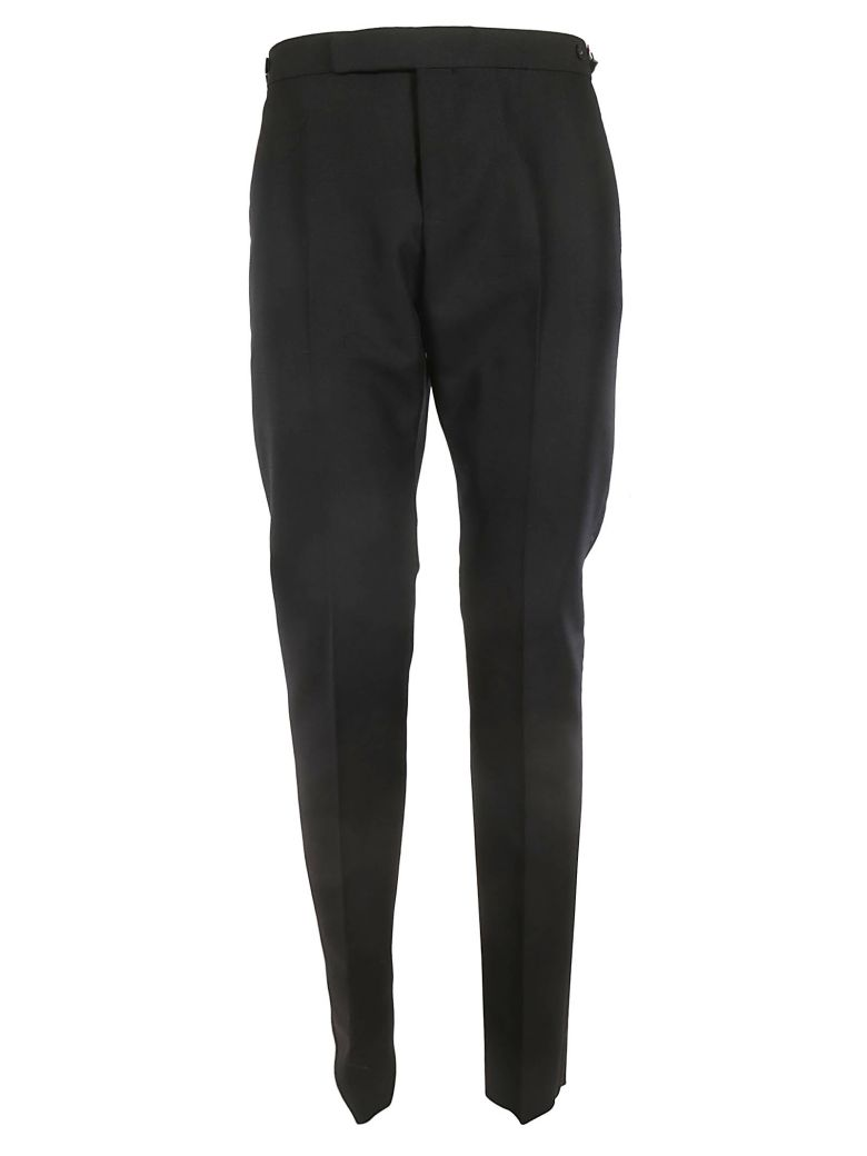Thom Browne Classic Tailored Trousers - BLACK