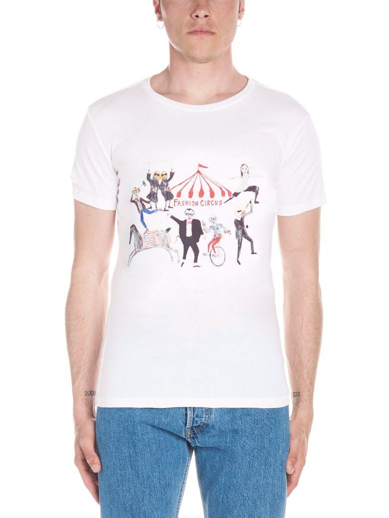 Unfortunate Portrait 'fashion Circus' T-shirt - White