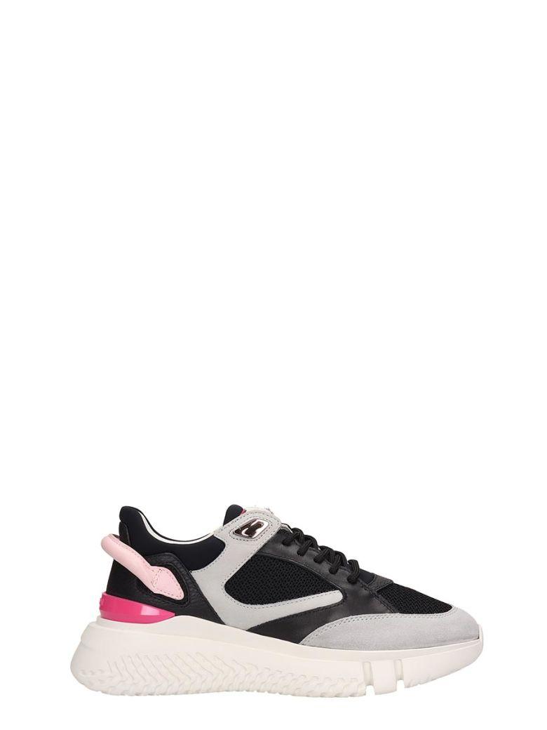 Buscemi Veloce Sneakers - black