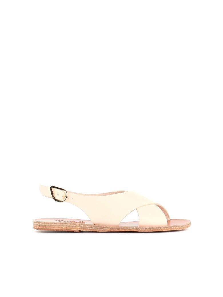 "Ancient Greek Sandals Sandals ""maria"" - White"