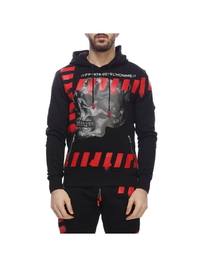 Philipp Plein Sweater Sweater Men Philipp Plein - black