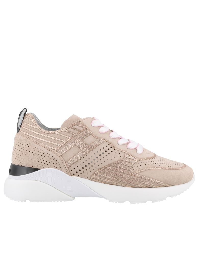 Hogan H385 Active One Sneakers - Pink