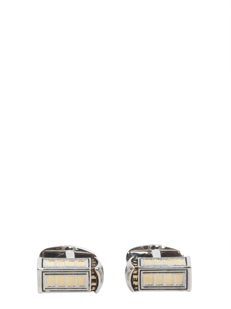 Paul Smith Telephone Box Cufflinks - MULTICOLOR