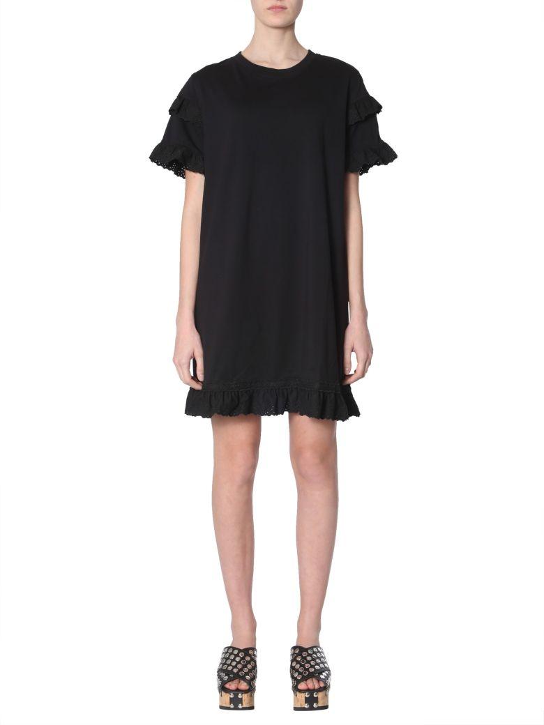 McQ Alexander McQueen Babydoll Dress - NERO
