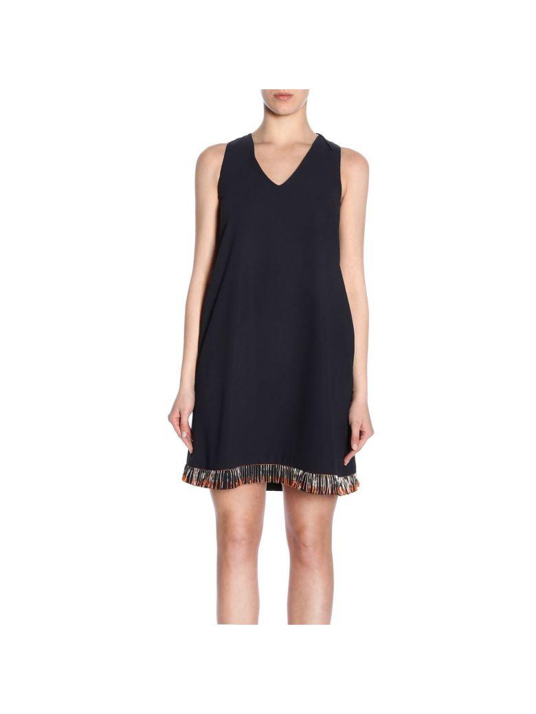 Emporio Armani Dress Dress Women Emporio Armani - Blue