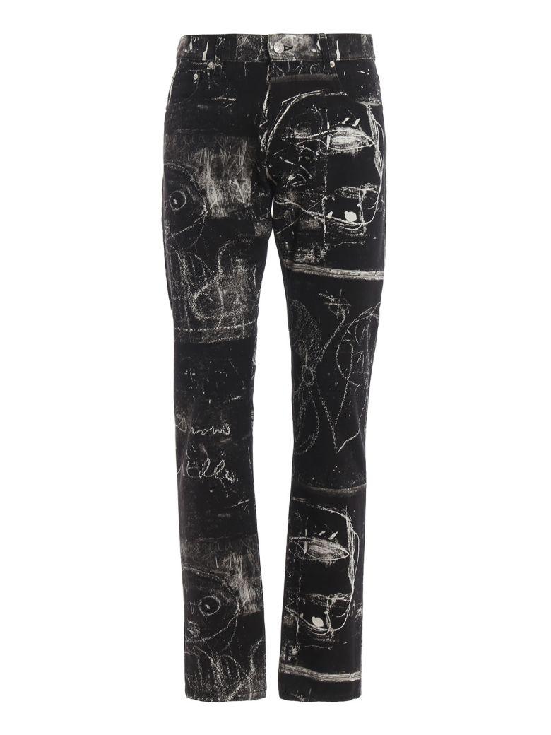 Alexander McQueen John Deakin Jeans - Basic