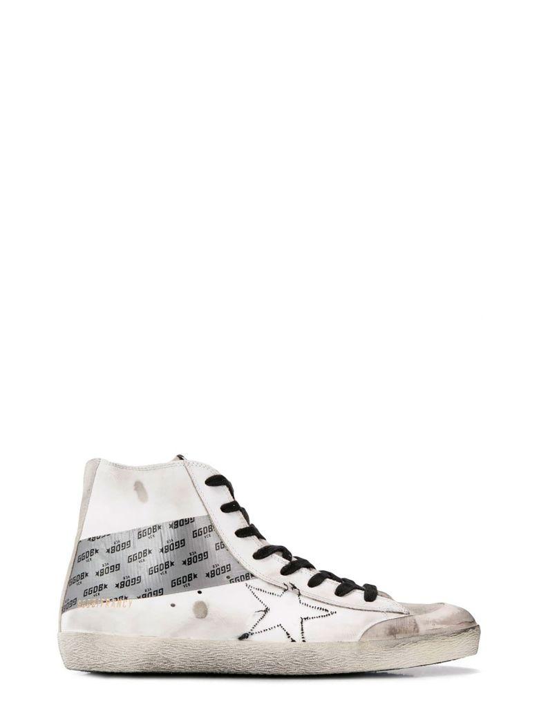 Golden Goose Francy Sneakers - BIANCO