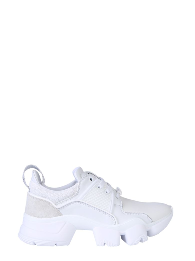 Givenchy Jaw Low Sneakers - BIANCO