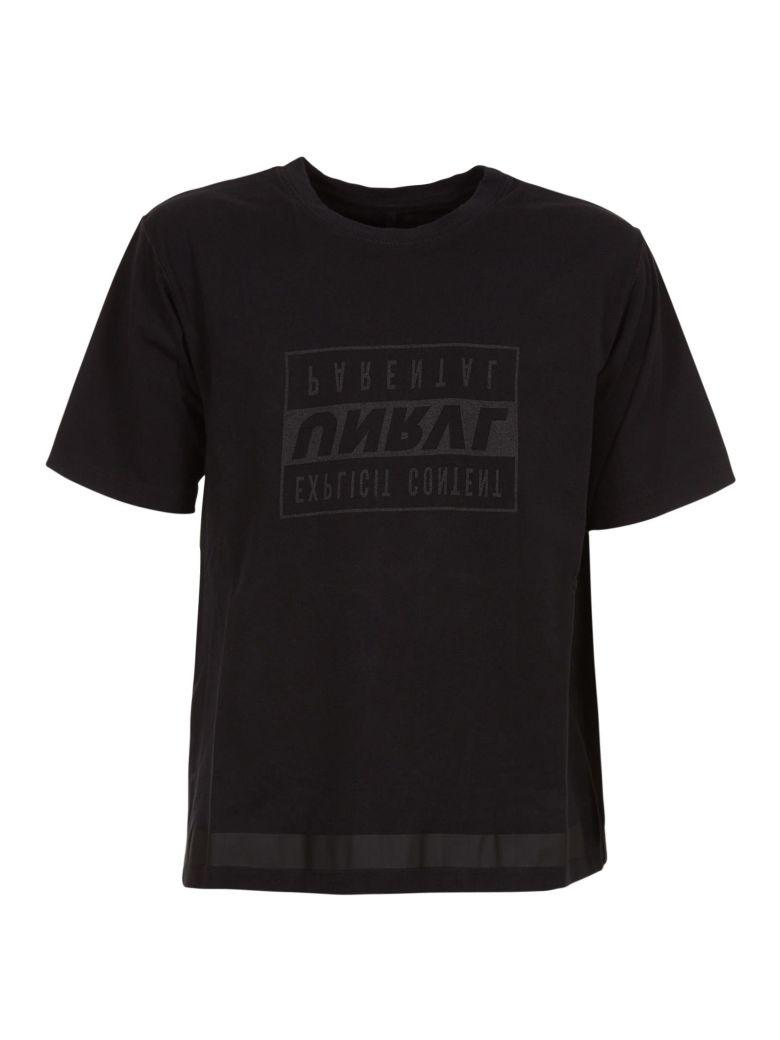 Ben Taverniti Unravel Project Explicit Skate T-shirt - Black