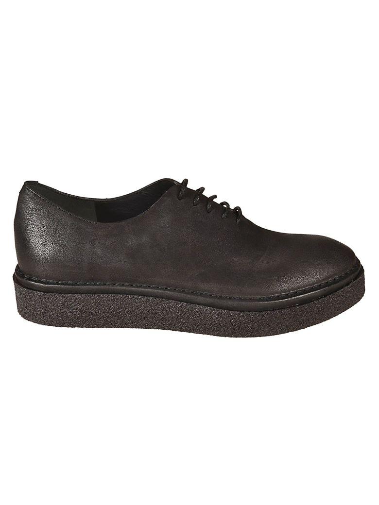 Roberto del Carlo Del Carlo Mid-length Platform Laced-up Shoes - Black