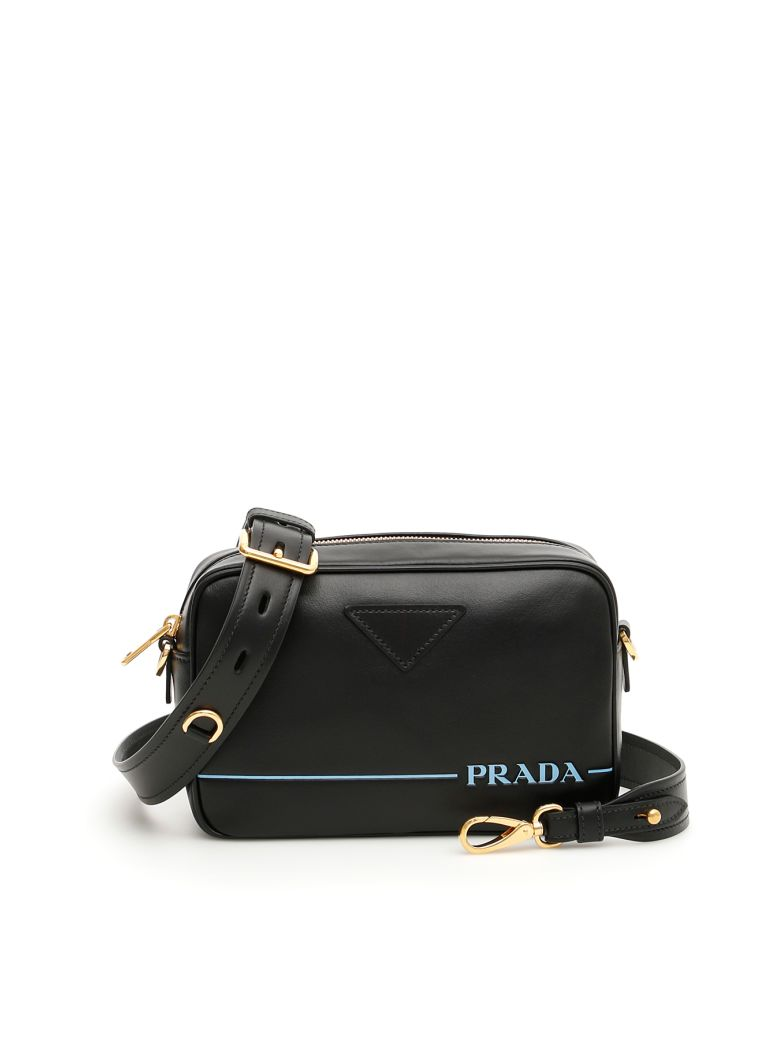 Prada Mirage Camera Bag - NERO (Black)