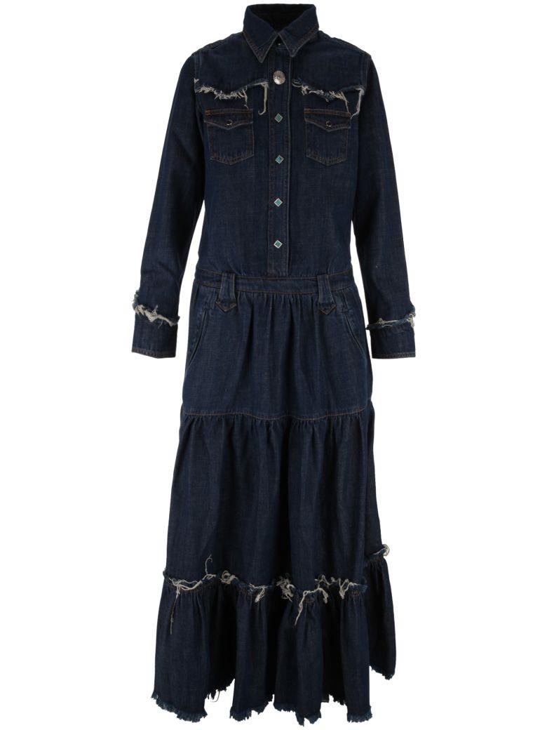 Alanui Dress - Blue