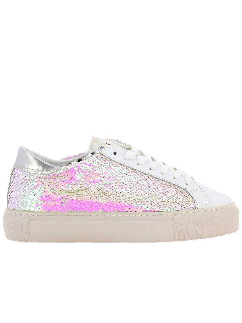 D.A.T.E. Sneakers Shoes Women D.a.t.e. - White