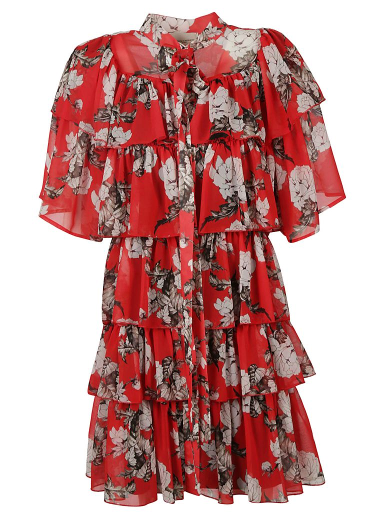 Giuseppe di Morabito Floral Print Dress - Multicolor