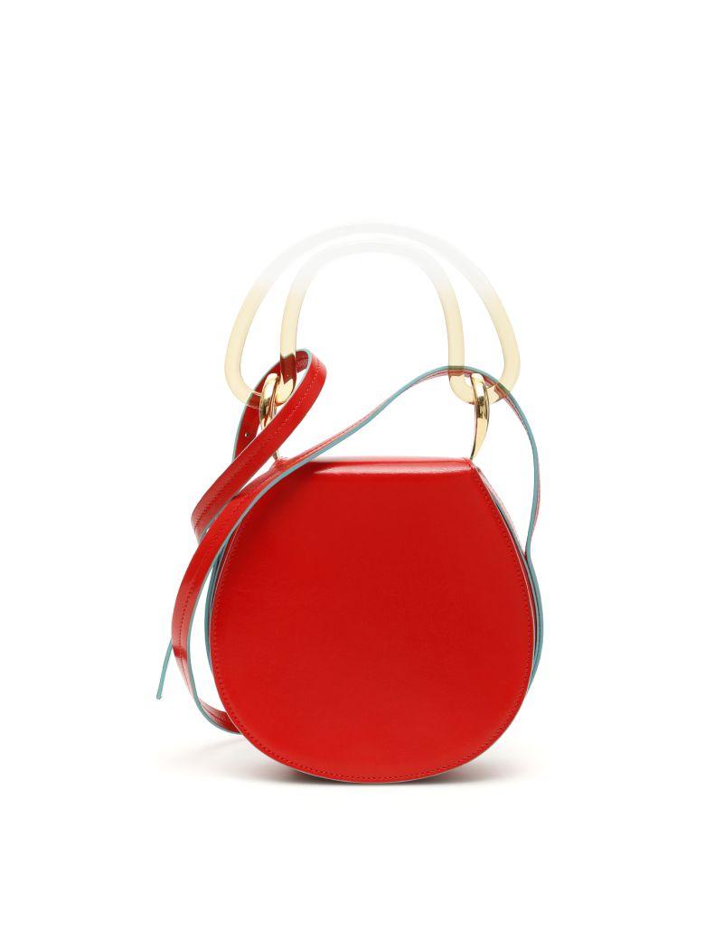 Marni Melville Leather Bag - Basic
