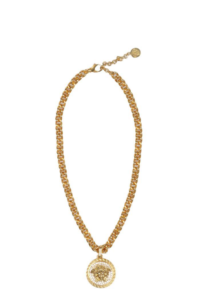 Versace Medusa Chain Necklace - Basic