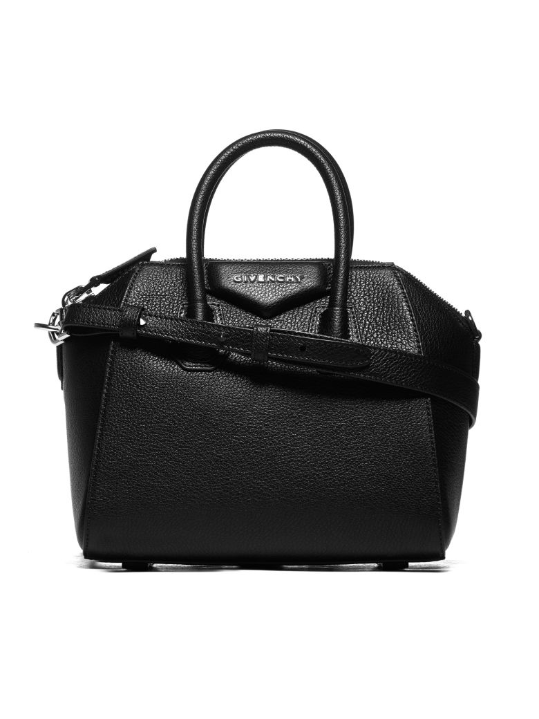 Givenchy Mini Antigona Tote - Nero