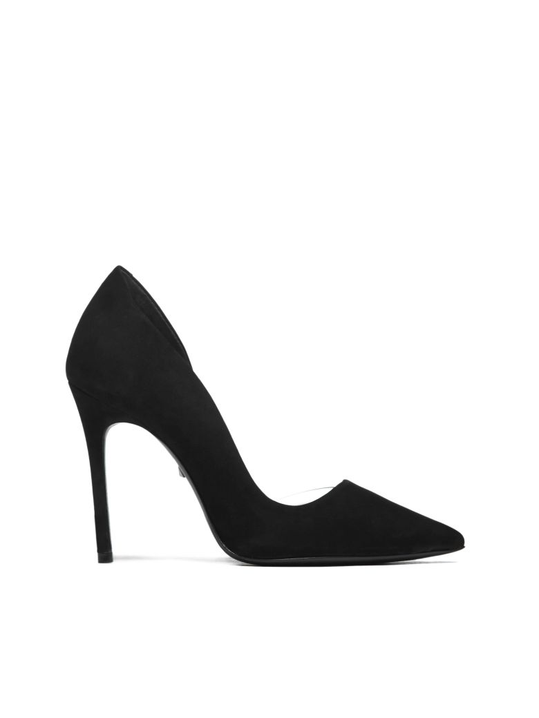 Schutz High Heel Pumps - Black trasparent