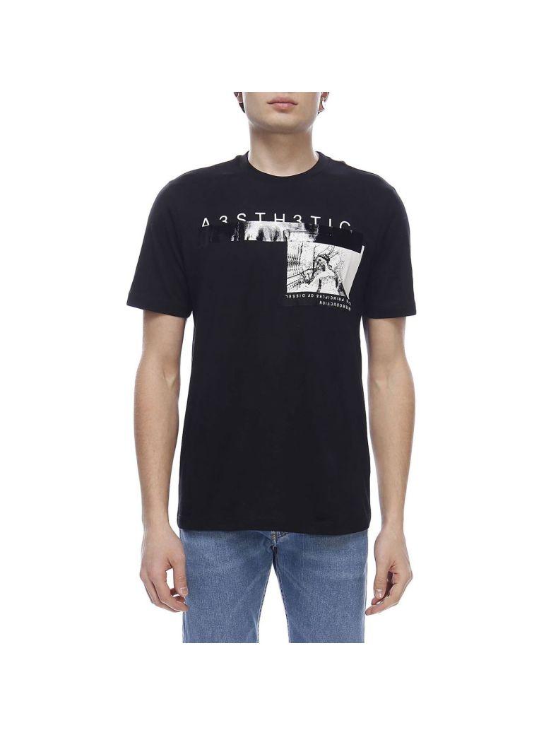 Diesel T-shirt T-shirt Men Diesel - black