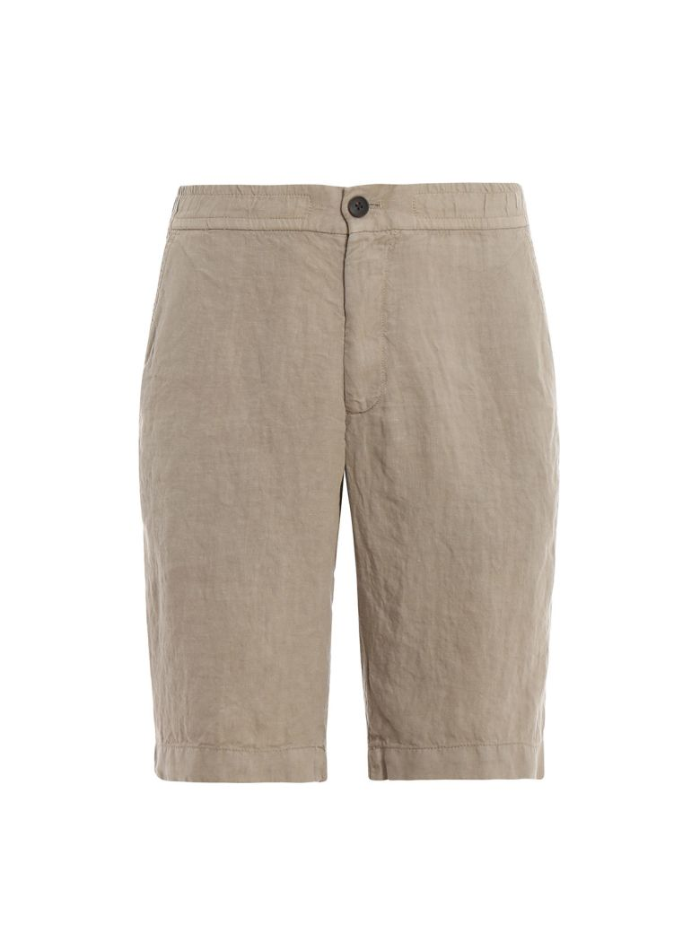 Z Zegna Plain Deck Shorts - Basic