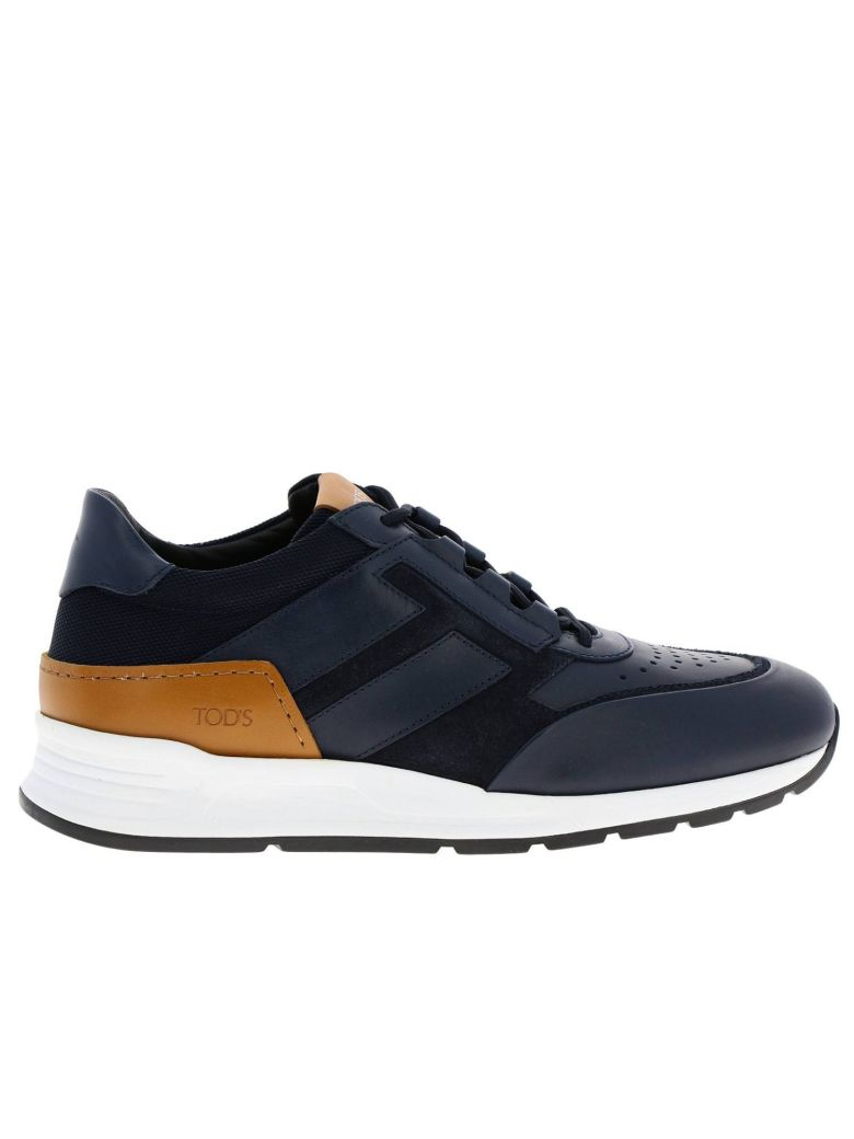 Tod's Sneakers Shoes Men Tod's - blue