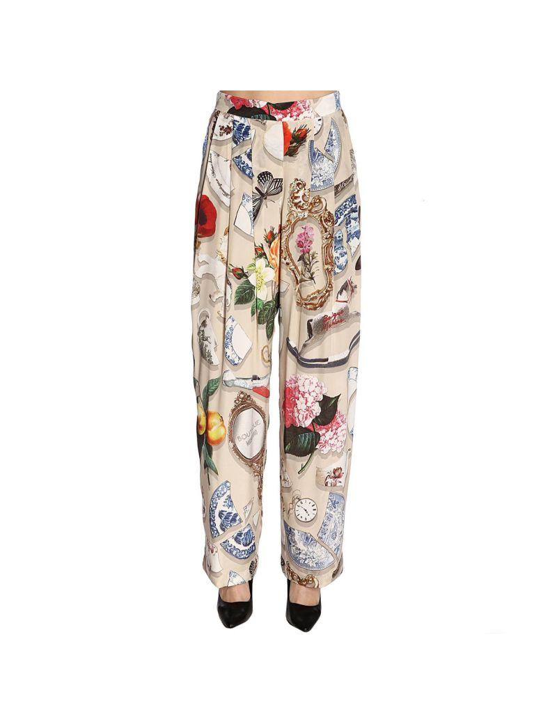Boutique Moschino Pants Pants Women Boutique Moschino - beige