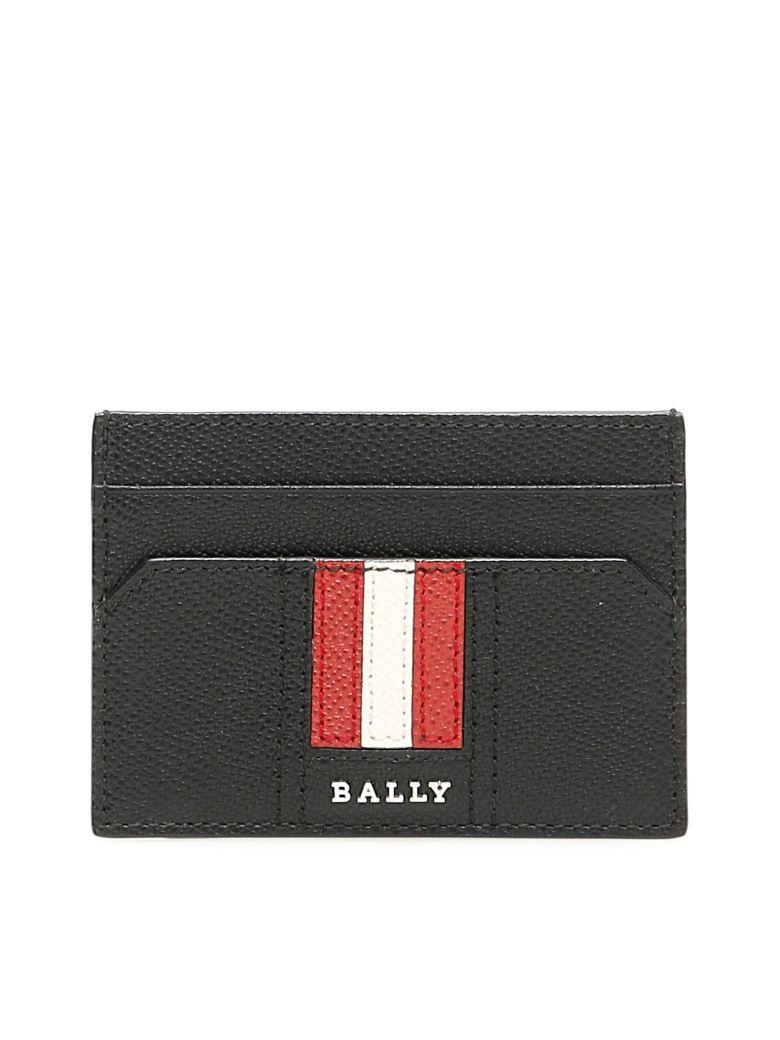 Bally Taclipos Credit Card Holder - BLACK (Black)