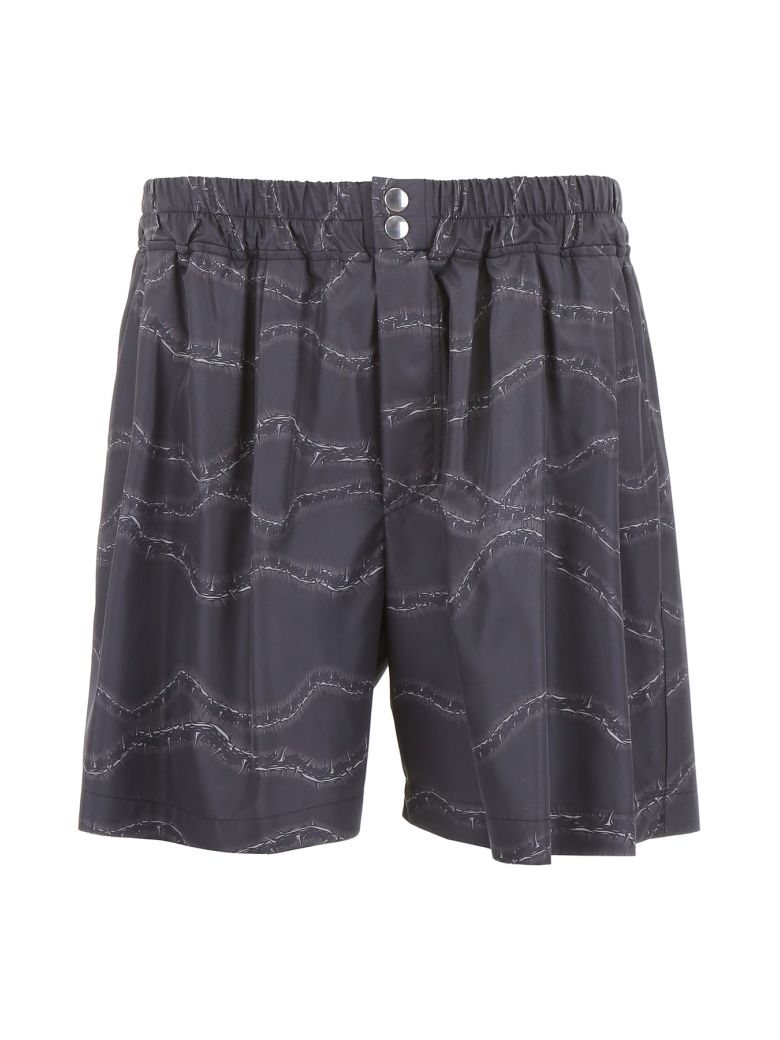 M1992 Printed Swim Shorts - Basic
