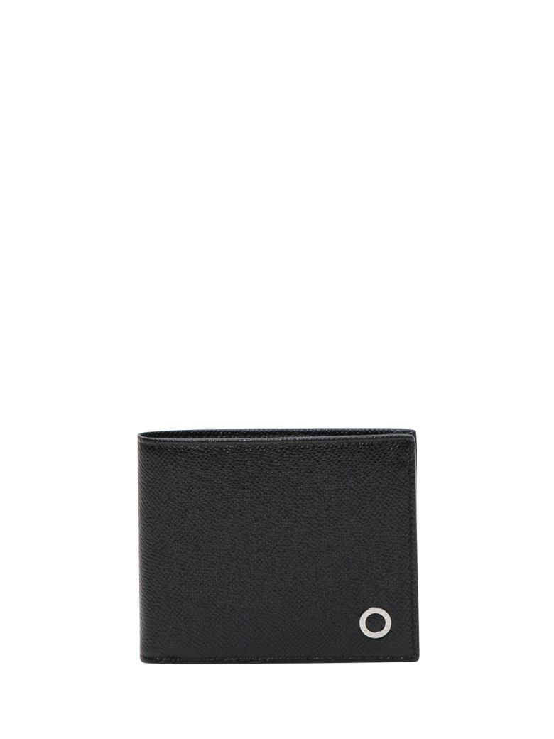 Bulgari Hipster Wallet - Black