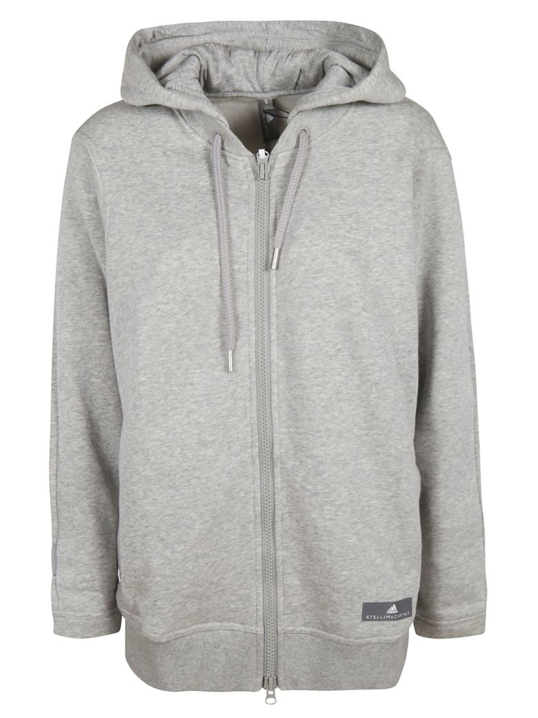 Adidas Classic Zipped Sweatshirt - Grey