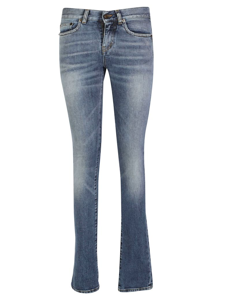 Saint Laurent Jeans - Used medium blue