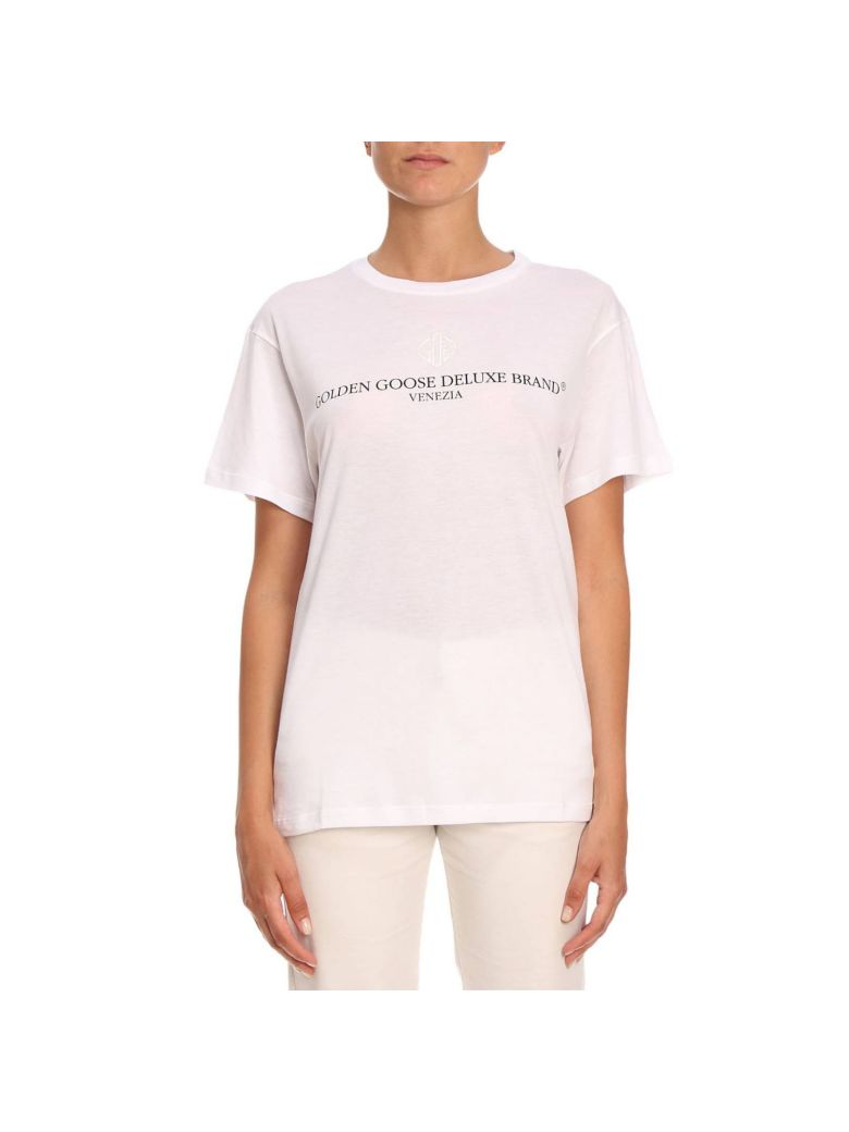 Golden Goose T-shirt T-shirt Women Golden Goose - white