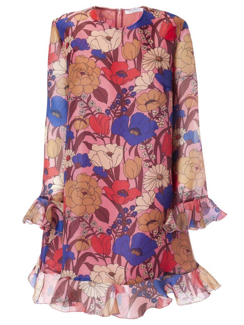 Vivetta Floral Dress - Multicolor
