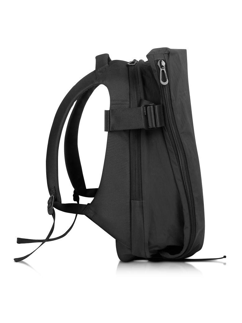 COTEetCIEL Côte&ciel Isar Medium Black Memory Tech Backpack - Black