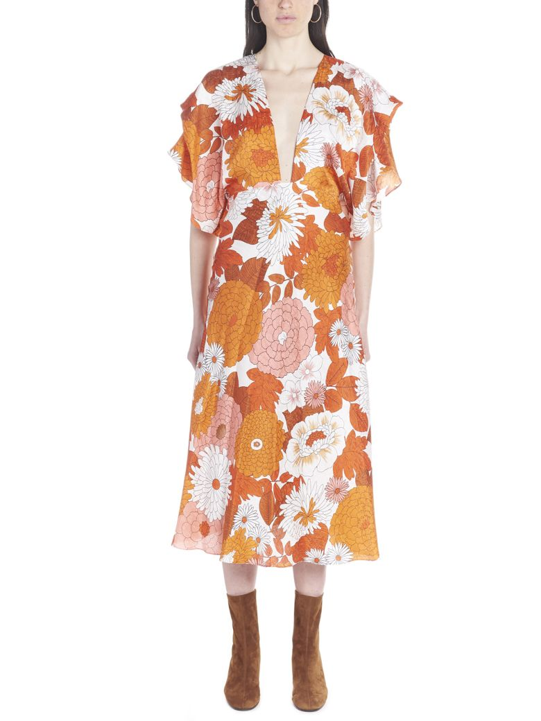 Dodo Bar Or 'bernadette' Dress - Multicolor