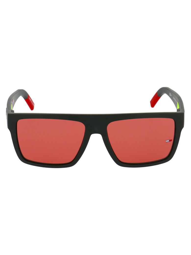 Tommy Jeans Sunglasses - Matt Black