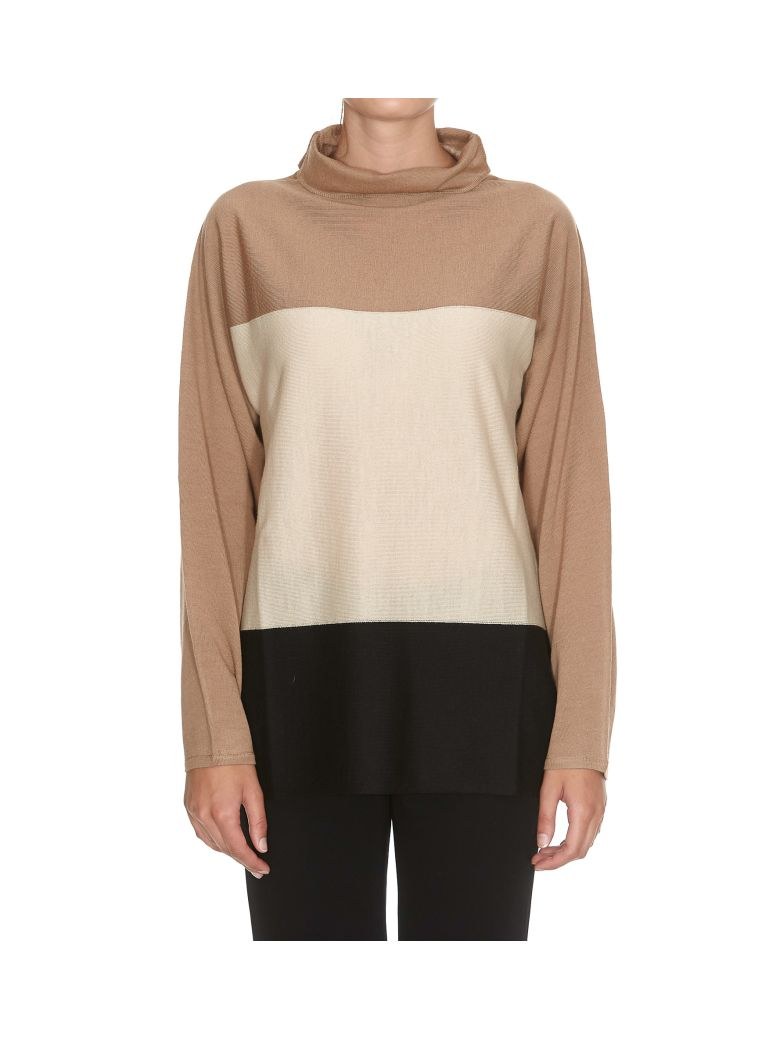 Max Mara Studio Formia Sweater - Camel