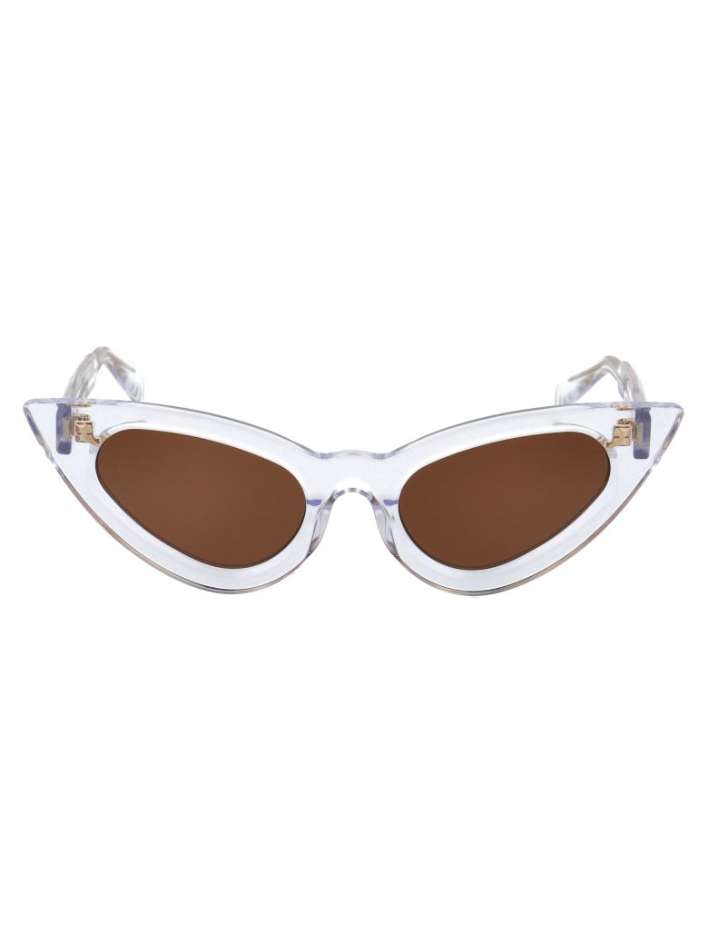 Kuboraum Sunglasses - Cr R.brown