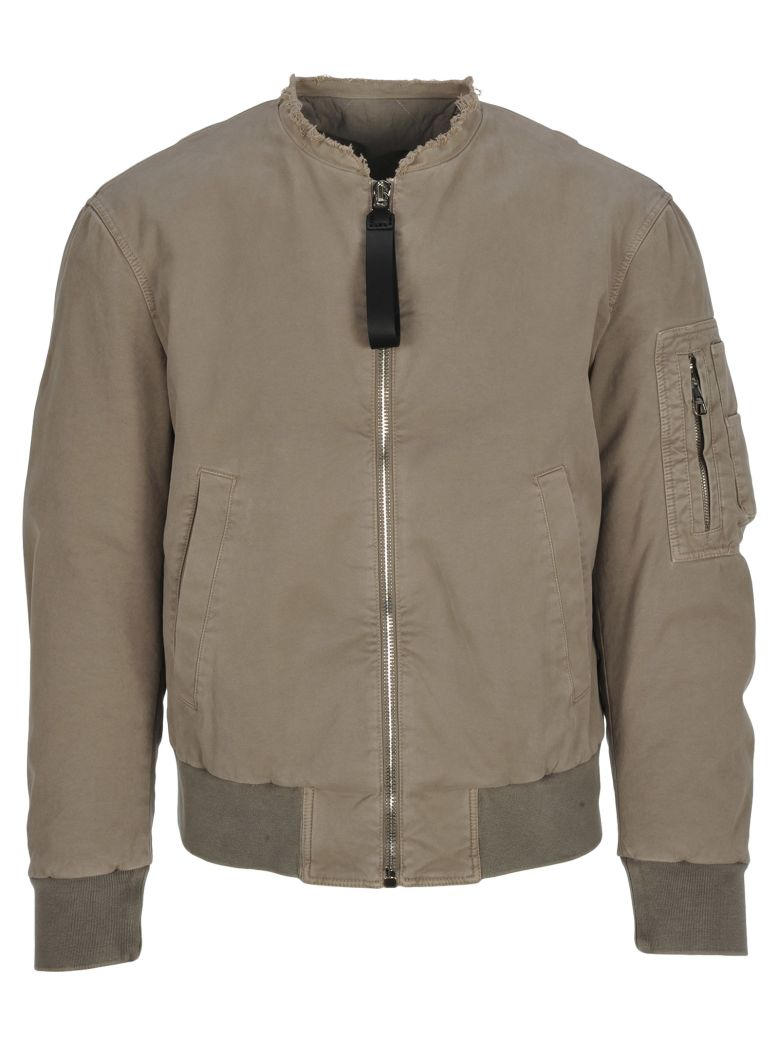 Neil Barrett Bomber Jacket - Basic