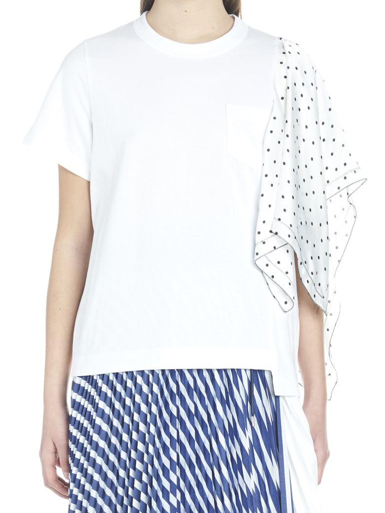 Sacai T-shirt - White