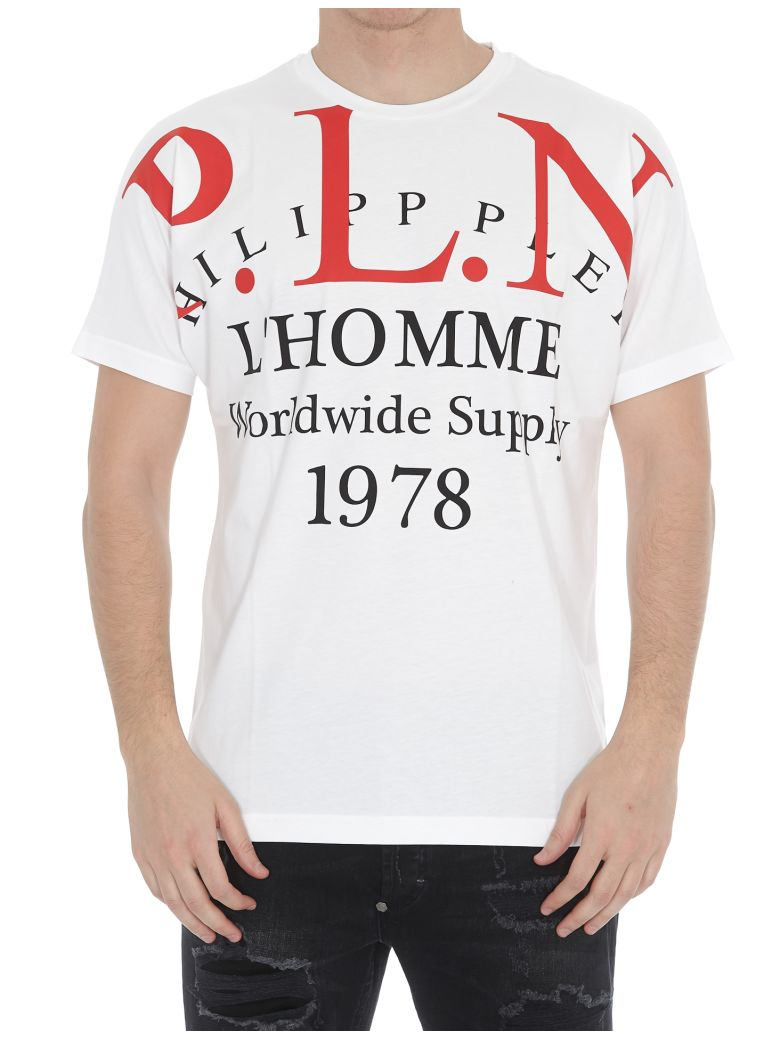Philipp Plein T-shirt - White