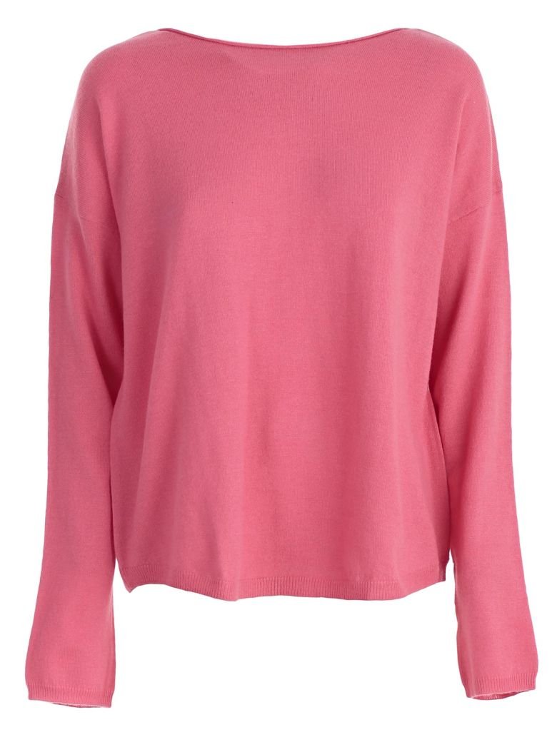 Aspesi Knitted Top - Rosa