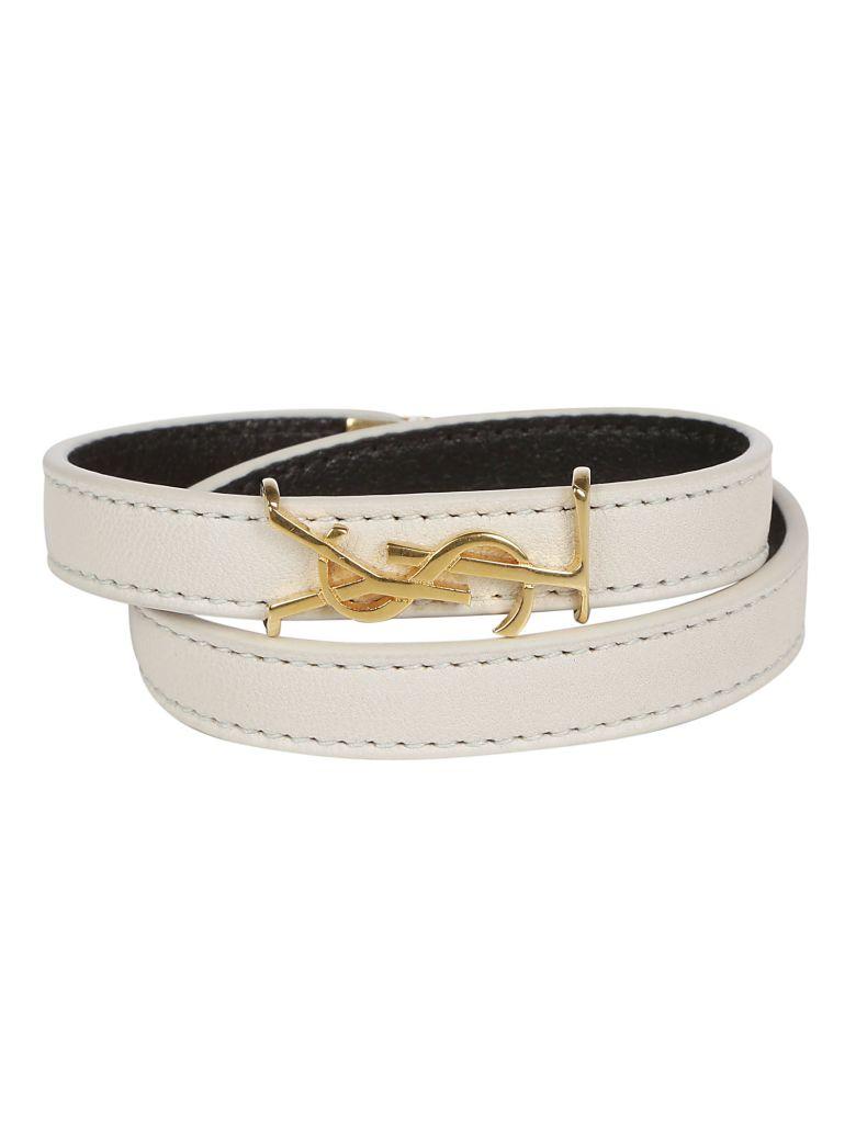 Saint Laurent Valentino Garavani Bracelet - Crema soft