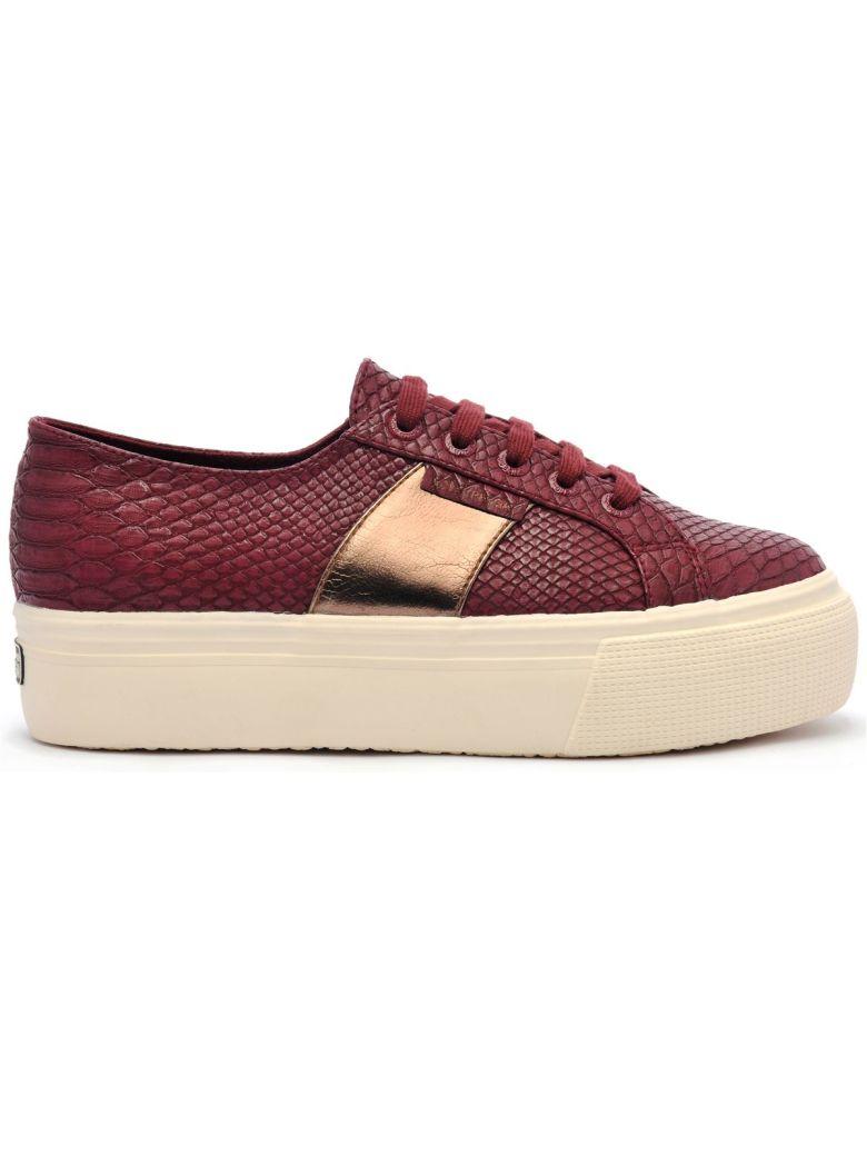 Superga Superga 2790 Sneaker - Red