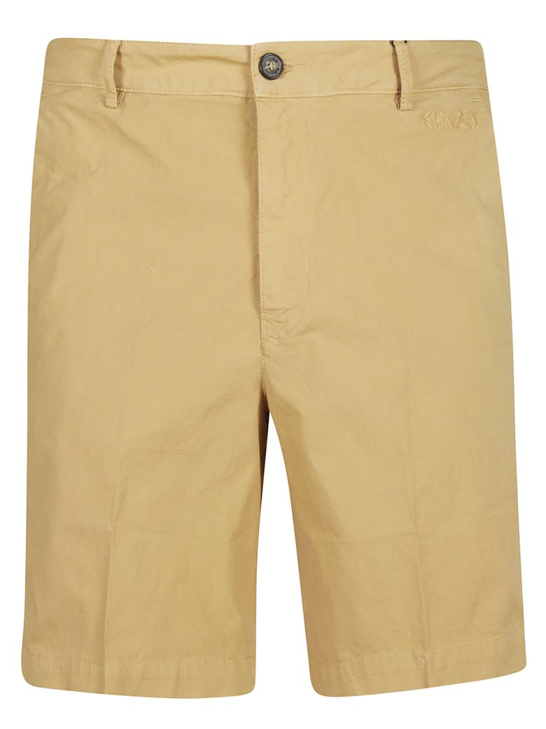 Kenzo Tailored Shorts - Beige