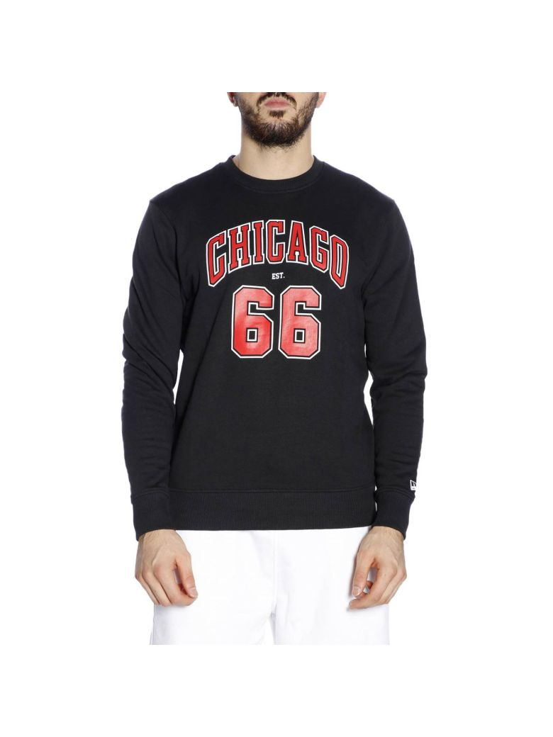 New Era Sweatshirt Sweater Men New Era - black