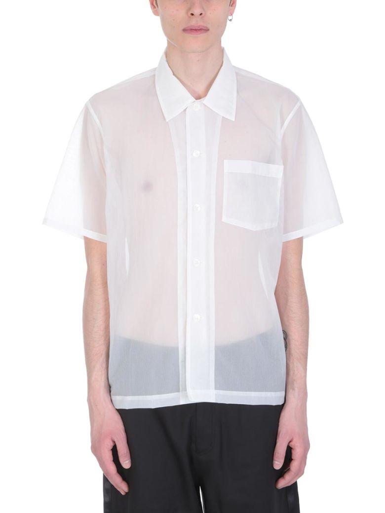 Our Legacy White Cotton Shirt - white