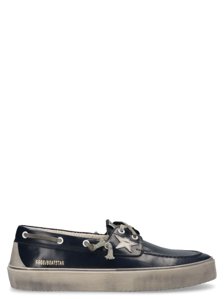 Golden Goose 'boatstar' Shoes - Blue